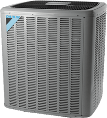 Daikin Air Conditioners from Keck Heating & Air Conditioning in Quincy, IL